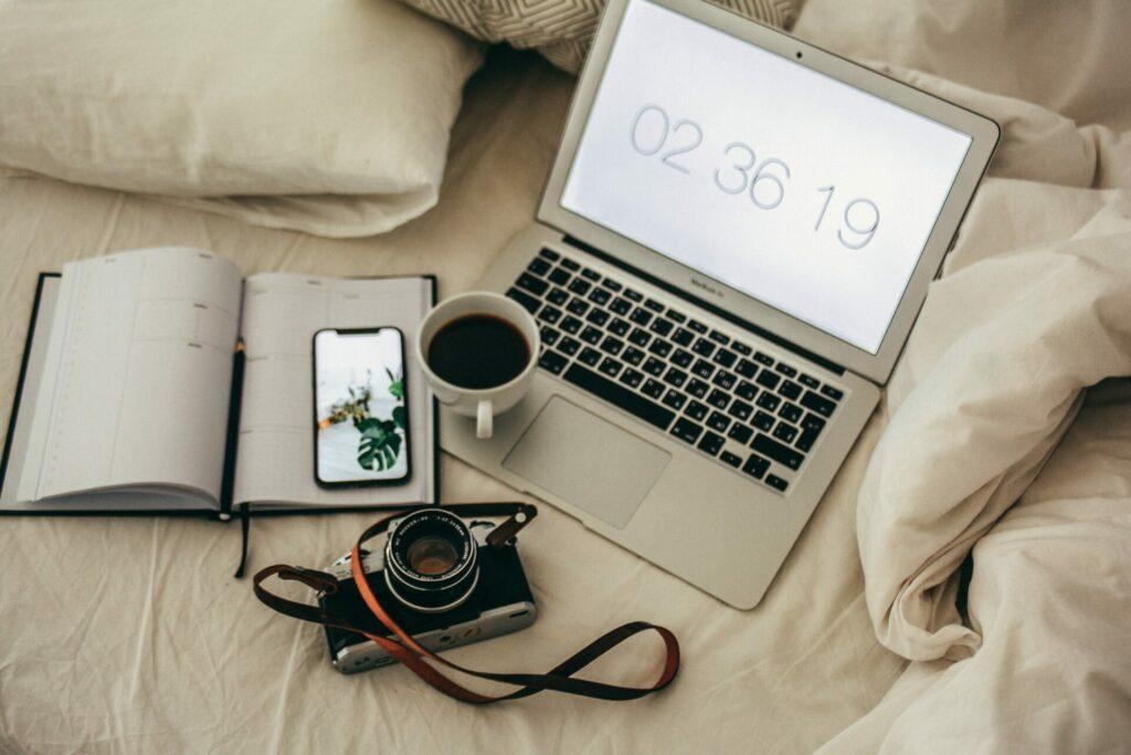Foto 2 representando trabalho freelancer no site Gabriela Araujo.